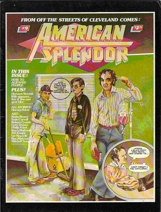 American Splendor, #9 by Harvey Pekar