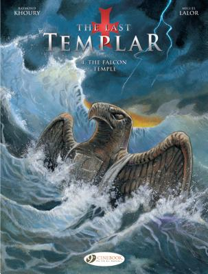 The Falcon Temple by Raymond Khoury