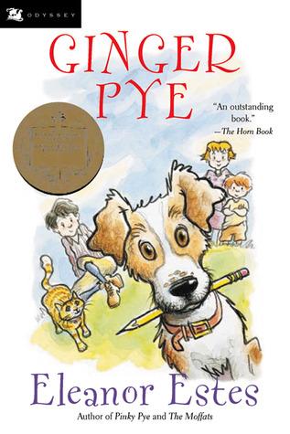 Ginger Pye by Eleanor Estes, Edward Ardizzone