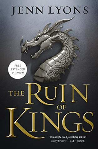 The Ruin of Kings Sneak Peek by Jenn Lyons