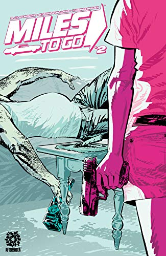 Miles to Go #2 by Stephen Molnar, B. Clay Moore