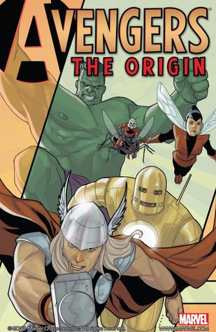 Avengers: The Origin by Joe Casey, Phil Noto
