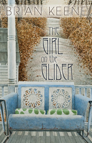 The Girl on the Glider by Keith Minnion, Brian Keene