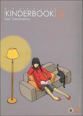 Monokuro Kinderbook by Kan Takahama