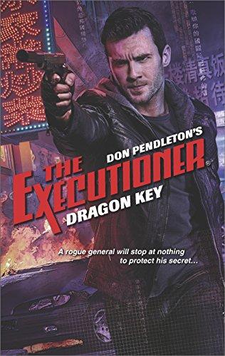 Dragon Key by Don Pendleton, Michael A. Black