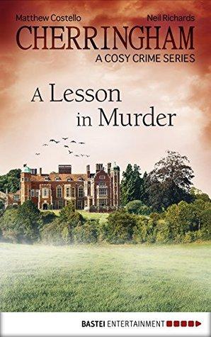 A Lesson in Murder by Matthew Costello, Neil Richards