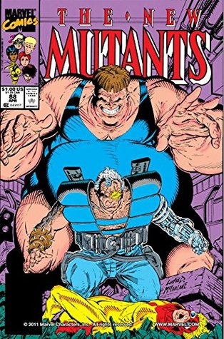 New Mutants (1983-1991) #88 by Glynis Oliver, Hilary Barta, Rob Liefeld, Todd McFarlane, Louise Simonson