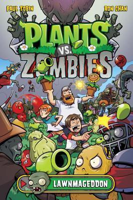 Plants vs. Zombies Volume 1: Lawnmageddon by Ron Chan, Philip R. Simon, Paul Tobin