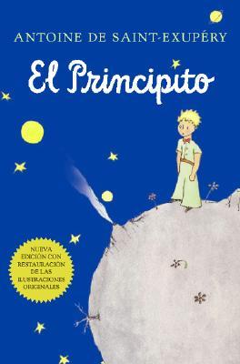 El Principito (Spanish) by Antoine de Saint-Exupéry