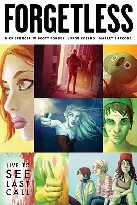 Forgetless by Nick Spencer, Jorge Coelho, W. Scott Forbes, Marley Zarcone