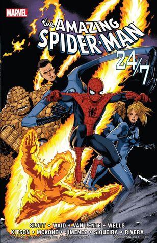 Spider-Man: 24/7 by Dan Slott, Mike McKone, Mark Waid, Barry Kitson, Paulo Siqueira, Fred Van Lente