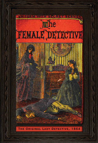 The Female Detective by Alexander McCall Smith, Mike Ashley, Andrew Forrester