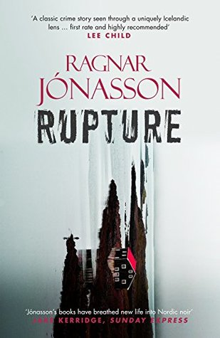 Rupture by Ragnar Jónasson