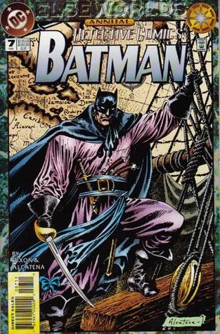 Detective Comics Batman Annual #7 by Chuck Dixon, Enrique Alcatena