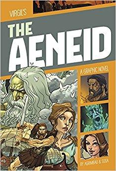 The Aeneid: A Graphic Novel by Diego Agrimbau