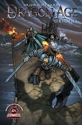 Dragon Age Volume 1 by Raúl Treviño, Richard Starkings, Jason P. Martin, Aaron Johnston, Mark Robinson, Moss Andres Jose, Orson Scott Card, Humberto Ramos, Anthony J. Tan