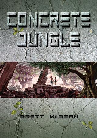 Concrete Jungle by Brett McBean