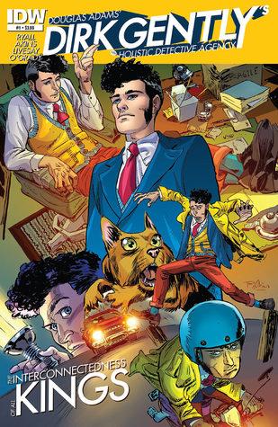 Dirk Gently's Holistic Detective Agency #1 by Tony Akins, John Livesay, Chris Ryall