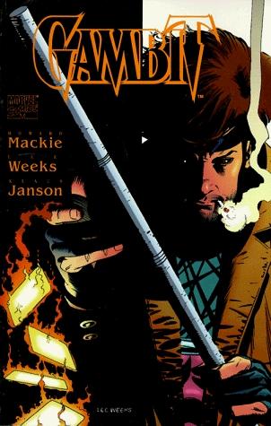 Gambit by Howard Mackie