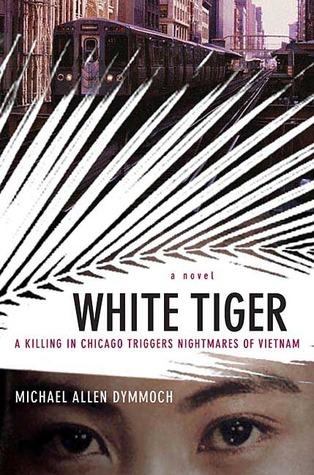 White Tiger by Michael Allen Dymmoch