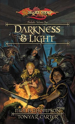 Darkness and Light by Tonya C. Cook, Paul B. Thompson