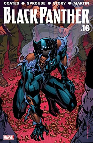 Black Panther #16 by Chris Sprouse, Brian Stelfreeze, Ta-Nehisi Coates