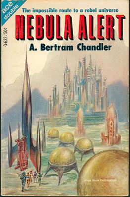 Nebula Alert / The Rival Rigelians by Mack Reynolds, A. Bertram Chandler