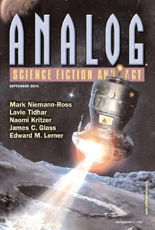 Analog Science Fiction and Fact, September 2014 by Marissa Lingen, Lavie Tidhar, Mark Niemann-Ross, Edward M. Lerner, James C. Glass, Jacob A. Boyd, Naomi Kritzer, Trevor Quachri, Alec Austin