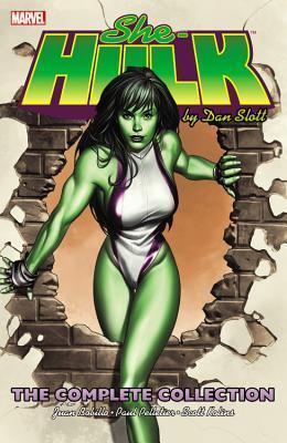 She-Hulk by Dan Slott: The Complete Collection, Volume 1 by Juan Bobillo, Various, Dan Slott, Scott Kolins, Paul Pelletier