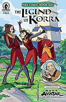 Free Comic Book Day 2021 (All Ages): Avatar: The Last Airbender / The Legend of Korra by Nadia Shammas, Kiku Hughes, Sam Beck
