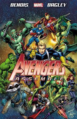 Avengers Assemble by Brian Michael Bendis, Mark Bagley