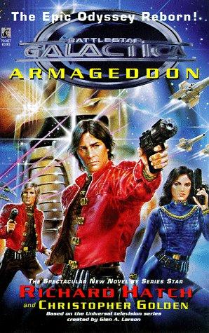 Armageddon by Christopher Golden, Richard Hatch