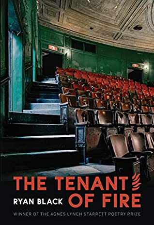 The Tenant of Fire: Poems (Pitt Poetry Series) by Ryan Black