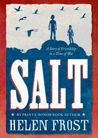 Salt: A Story of Friendship in a Time of War by Helen Frost