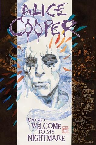 Alice Cooper Vol. 1: Welcome to My Nightmare by Eman Casallos, Joe Harris, Nacho Tenorio, Brandon Jerwa