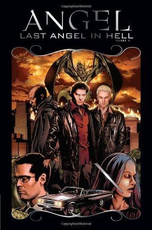 Angel: Last Angel in Hell by Brian Lynch, Franco Urru, Stephen Mooney, Juliet Landau