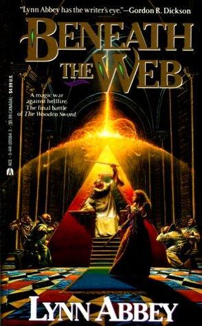 Beneath the Web by Lynn Abbey