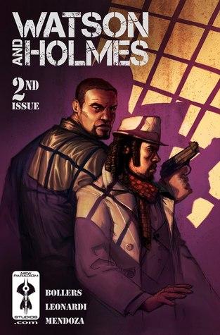 Watson and Holmes #2 by Rick Leonardi, Karl Bollers