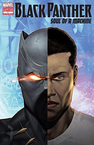 Black Panther: Soul Of A Machine #4 by Michael Bowden, Ariel Olivetti, Fabian Nicieza