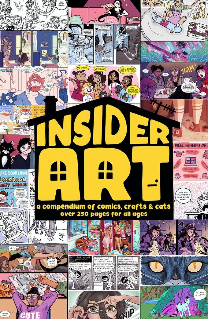 Insider Art by Shelly Bond