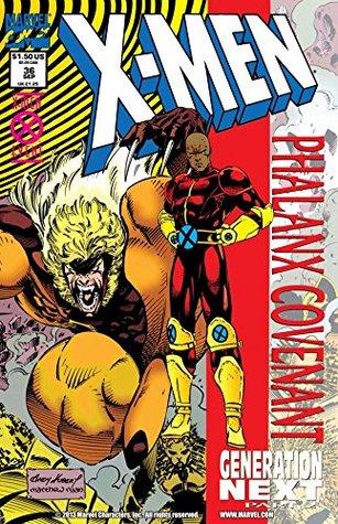 X-Men (1991-2001) #36 by Matthew Ryan, Andy Kubert, Fabian Nicieza, Digital Chameleon, Bill Oakley