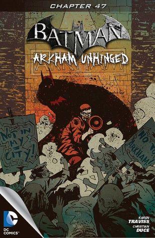 Batman: Arkham Unhinged #47 by Christian Duce, Karen Traviss