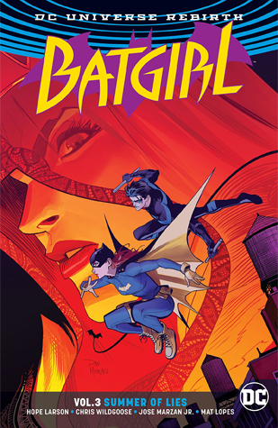 Batgirl, Vol. 3: Summer of Lies by Hope Larson