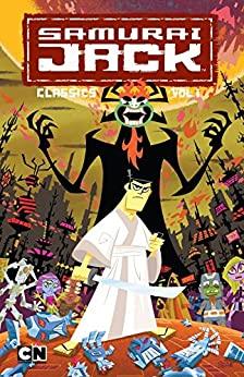 Samurai Jack Classics Vol. 1 by Jim Alexander, Sholly Fisch, Genndy Tartakovsky, Robbie Busch, Andy Suriano
