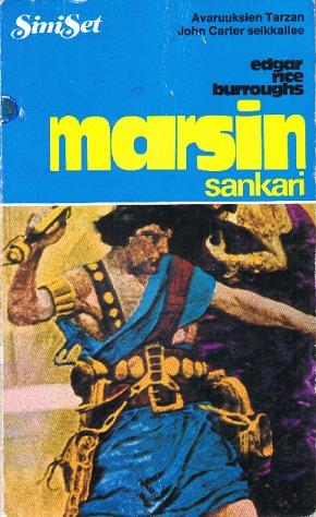Marsin sankari by Edgar Rice Burroughs