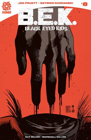 Black Eyed Kids #8 by Joe Pruett, Szymon Kudranski