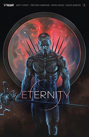 Eternity #1 by Matt Kindt, Trevor Hairsine