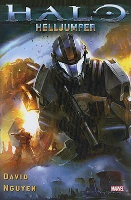 Halo: Helljumper by Eric Nguyen, Peter David