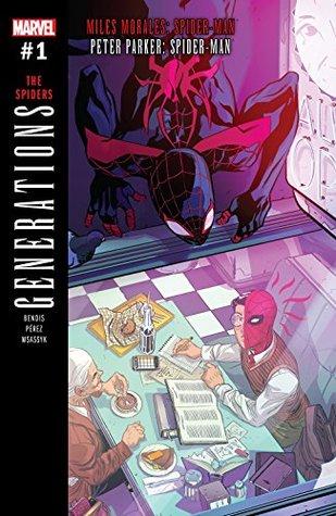 Generations: Miles Morales Spider-Man & Peter Parker Spider-Man #1 by Brian Michael Bendis, Ramón Pérez