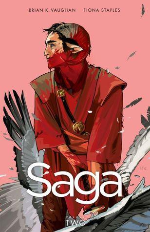 Saga, Vol. 2 by Fiona Staples, Brian K. Vaughan